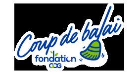 Coup de balai Logo